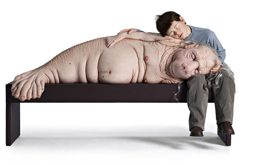 Patricia-Piccinini,The-Long-Awaited,-2008